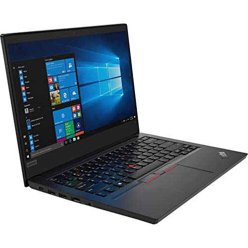 Lenovo ThinkPad E14 Intel Core i5-10210U X4 1.6GHz 8GB 256GB SSD 14' Win10, Negro