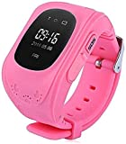 Compatibility: All Android, Windows and iOS Mobile Phone, Tablets and PC. TWO WAY VOICE CALLING: Add up 10 mobile numbers on the app to which watch can call. Trak GPS Watch will automatically synchronize the contacts list with the app. Your child can...