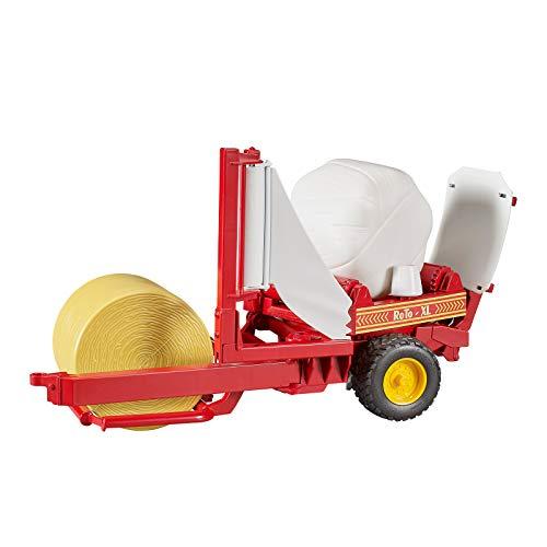 Bruder 02122 - ballenwikkelaar met rode en gele ronde ballen