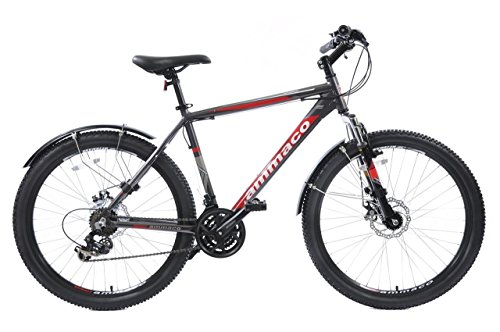 HALF SIZE MOUNTAIN BIKE MUDGUARDS FITS 26' & 24' WITH OR WITHOUT SUSPENSION FORKS