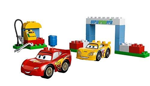 LEGO Duplo Cars 6133 - El día de la Carrera
