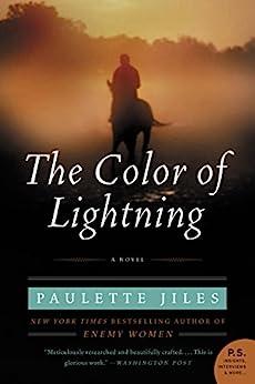 The Color of Lightning: A Novel by [Paulette Jiles]