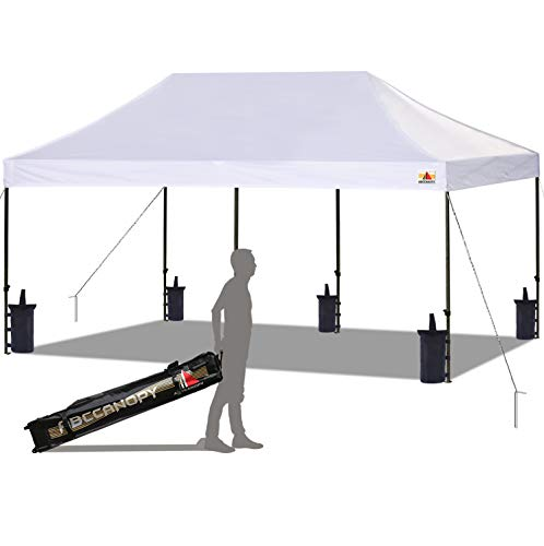 ABCCanopy Pop-Up Canopy Tent Commercial Instant Shelter 10x20