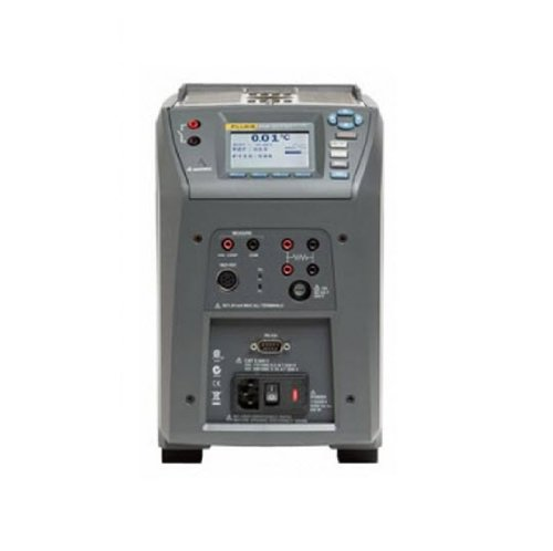 Fluke Calibration 9144-F-156 Series 9144 High Temperature Field Metrology Well Calibrator with Type F Insert, 50°C to 660°C Range, 115V