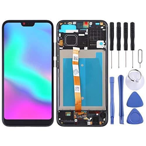 XIXI Phone Schermo LCD e digitalizzatore Assemblaggio Completo con Cornice for Huawei Honor 10 (Nero) di Alta qualità (Colore : Blue)