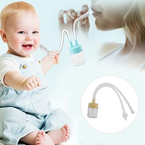 Conveniente Limpiador nariz seguro bebés Aspiración