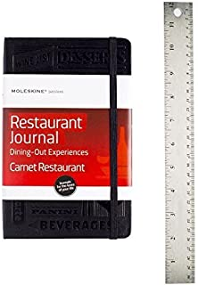 Moleskine Passion Journal Restaurant Dining Out Experiences by Moleskine (2012) Hardcover