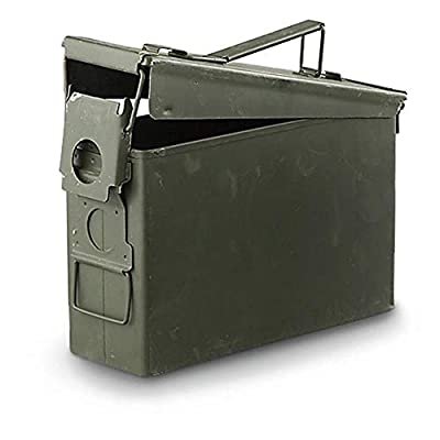 US Military Ammo Cans (1 Pack, 30 Cal)