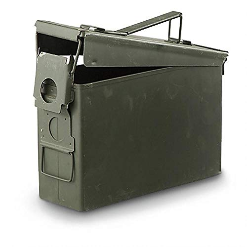 US Military Ammo Cans (10 Pack, 30 Cal)