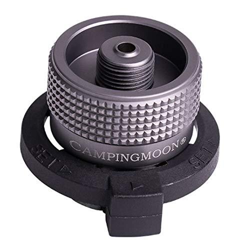 キャンピングムーン(CAMPING MOON) CB缶⇨OD缶へ 互換アダプター 変換アダプター Z11