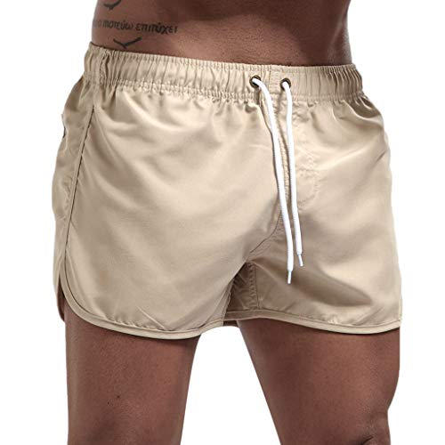 Skxinn Shorts Herren badehose khaki xxl