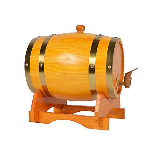 Distributeur de vin en chêne vin...