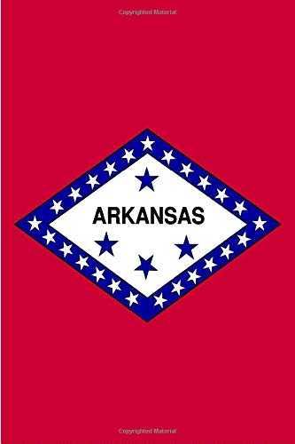 I Love Arkansas: Notebook   Arkansas State Gift Journal   Arkansas Diary Notepads For Students   USA States Notebook Gift   US State of Arkansas Flag ...   School Spirit Hot Springs   6x9 -120 Pages