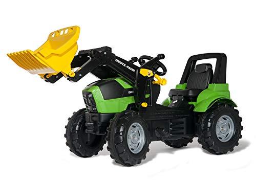 Schneider Novus 710034 - Tractor a Pedales...