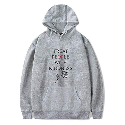 KONLOO Harry Styles Unisex Hooded Sweatshirt