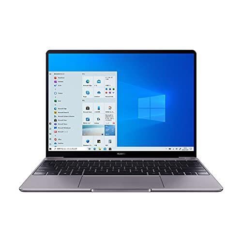 Huawei MateBook 13/13インチ/Core-i5/メモリ8G/SSD 512G/UMA搭載/スペースグレー/2020年モデル【日本正規...