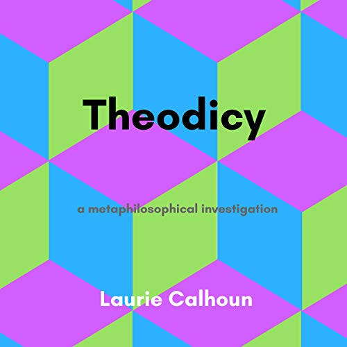 Theodicy audiobook cover art