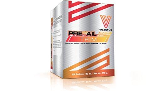 Valentus Natural Energy Prevail Trim, 24 Servings, (9g Each)