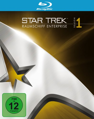 Raumschiff Enterprise - Staffel 1 (Remastered) [Blu-ray]