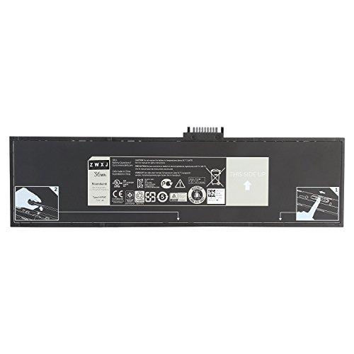 ZWXJ Replacement Laptop Battery HXFHF(7.4V 36Wh) for Dell Venue 11 Pro 7130 Tablet Venue 11 Pro 7139 Fit for VJF0X VT26R XNY66 451-BBGR 0VT26R