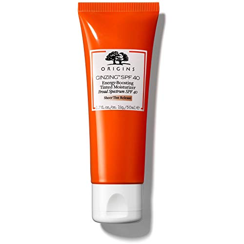 Origins GinZing SPF 40 Energy-Boosting Tinted...