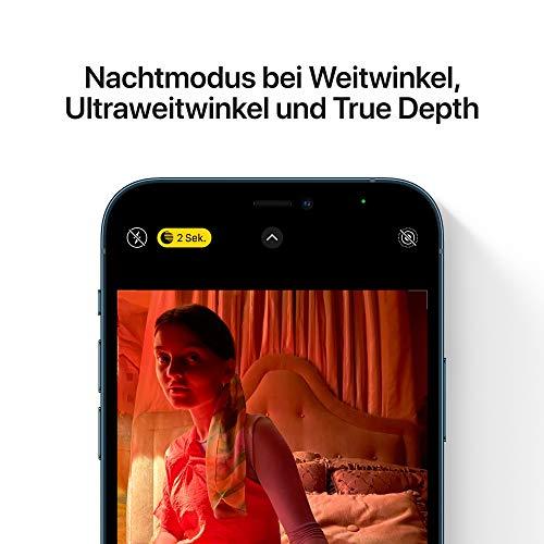 Neues Apple iPhone 12 Pro (512GB) - Pazifikblau