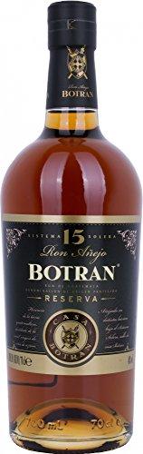 Botran Anejo Reserva 15 Sistema Solera Rum