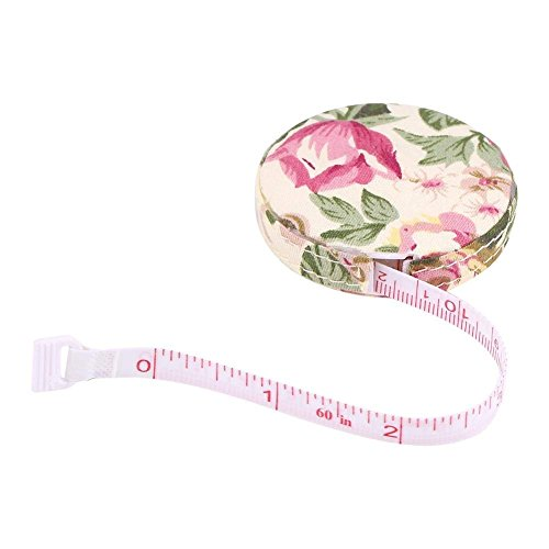 1pc Accurate Tape Measure Tapeline Body Fitness Measuring Body Measurement Tailor Sewing Craft Cloth...