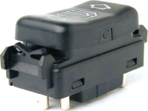 Schalter für elektrischen Fensterheber vorne rechts für Mercedes-Benz W124, W126, W201 und W463