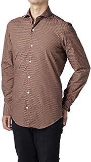 Finamore(フィナモレ) シャツ メンズ TOKIO プリントシャツ SIMONE-280077 [並行輸入品]