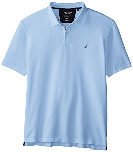 Nautica K41050 Camiseta, Azul (Noon Blue), XXL para Hombre