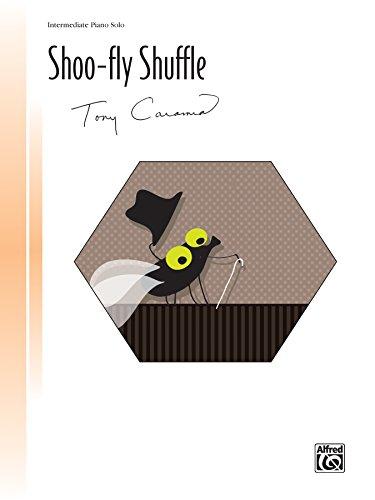 Shoo-fly Shuffle: Intermediate Piano Solo (Signature Series) (English Edition)
