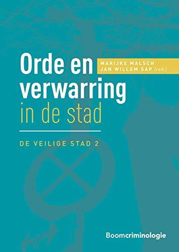 Orde en verwarring in de stad (Dutch Edition)