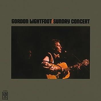 Sunday Concert (Live At Massey Hall/1969)