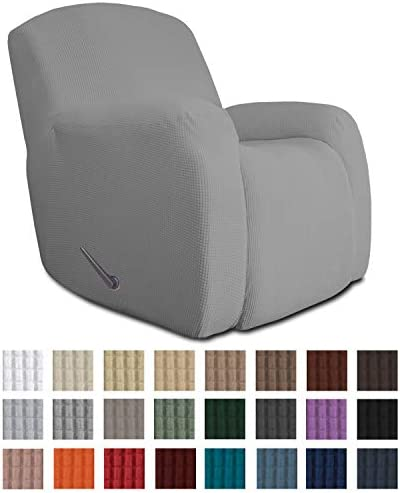 Best Easy-Going Oversized Recliner Stretch Sofa Slipcover Sofa Cover 1 Piece Furniture Protector Couch So