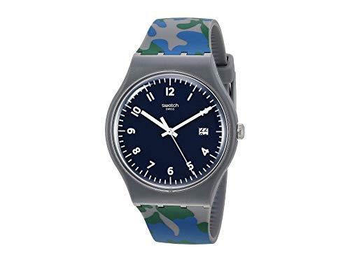Swatch SUOM400 Camougreen Reloj