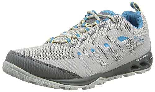 Columbia Vapor Vent, Zapatillas de Senderismo Mujer, Grey (Grey Ice, Beta 063),...
