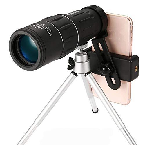 Mobiele fotografie Kit, Mobiele Telescoop, 4-In-1 Lens Kit, 18X Telelens voor Iphone En Huawei, Fisheye Lens, Macro En Breedhoeklens