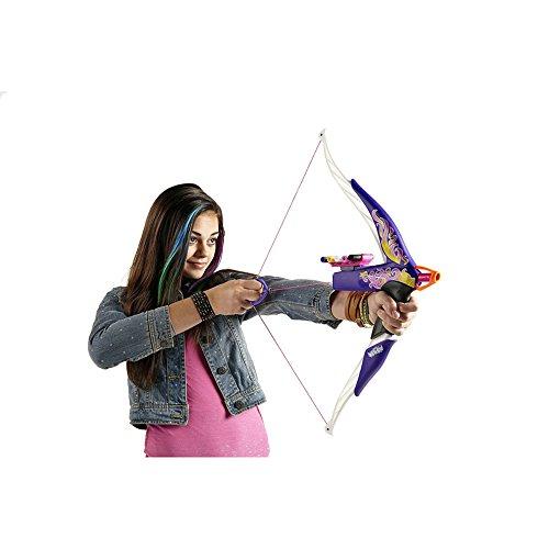 Nerf Rebelle Heartbreaker Bow (Flame Design)
