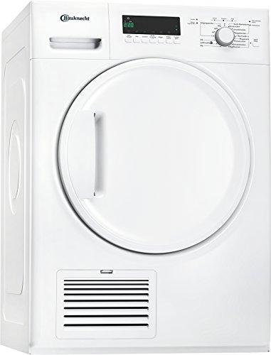 Bauknecht TK Plus 7A3BW Wärmepumpentrockner / A+++ / 7 kg / Verbesserter Knitterschutz / Supersanft- Programm für sehr empfindliche Textilien / startzeitvorwahl