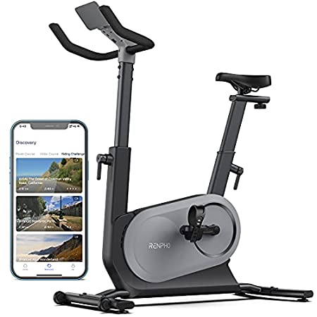 RENPHO AI-Powered Exercise Bike