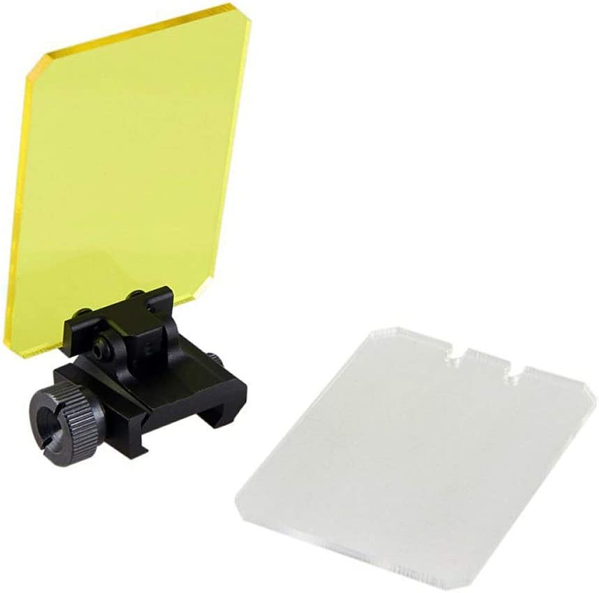 Jnrtifow Foldable Sight Scope Lens Super-cheap Panel Shield Screen Philadelphia Mall Protector