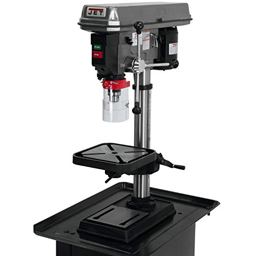 JET J-2530 15' Bench Model Drill Press, 115V 1Ph (354401)