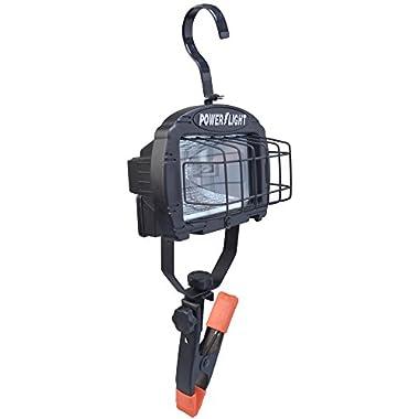 Woods L-845 One-Light Halogen Portable Worklight