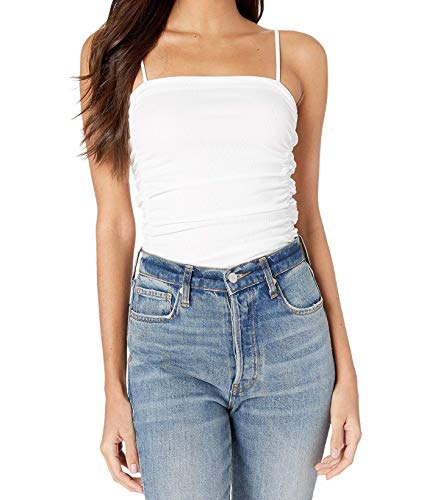 Free People On Your Side Bodysuit White SM (Women's 4-6)