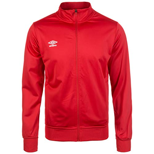 UMBRO Club Essential Trainingsjacke Herren rot, L