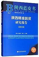 陕西蓝皮书:陕西精准脱贫研究报告(2019)