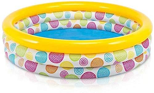 RTUHRJLXJ Plegable Piscina, Centro De Juegos Piscina Hinchable For Niños, Natación For Bebés 168 * 40 Cm Apto For Niños Mayores De 3 Años