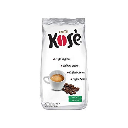 Kose Espresso CHICCO VERDE 1000g Bohnen