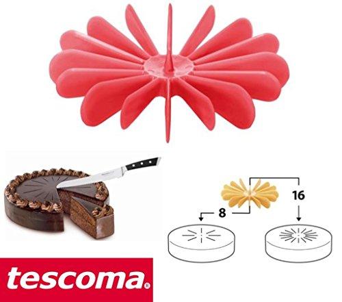 Tescoma 195Y681 - Marcador Porciones para Pasteles Delic